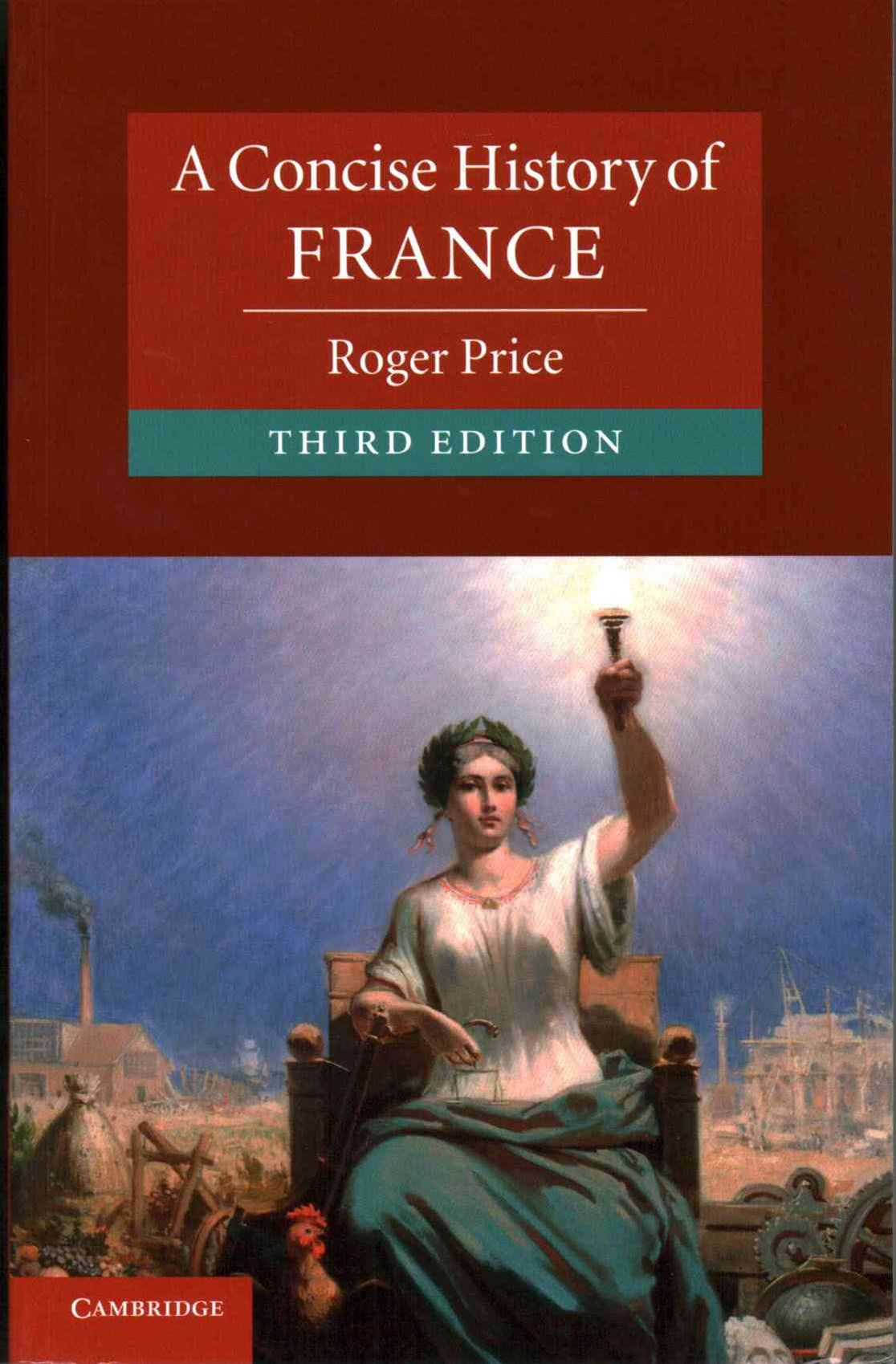 A Concise History of France