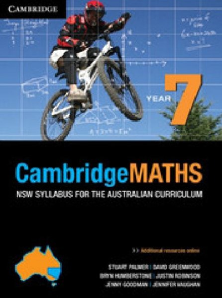 Cambridge Mathematics NSW Syllabus for the Australian Curriculum Year 7