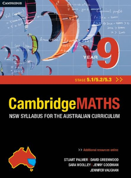 Cambridge Mathematics NSW Syllabus for the Australian Curriculum Year 9 5. 1, 5. 2 And 5. 3