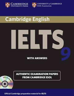 Cambridge IELTS 9 Self-study Pack (Student