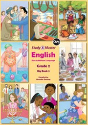 Study & Master English FAL Big Book 3 Grade 2