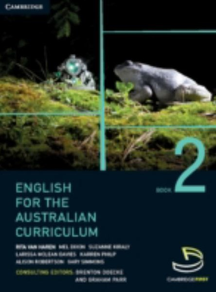 English for the Australian Curriculum Book 2