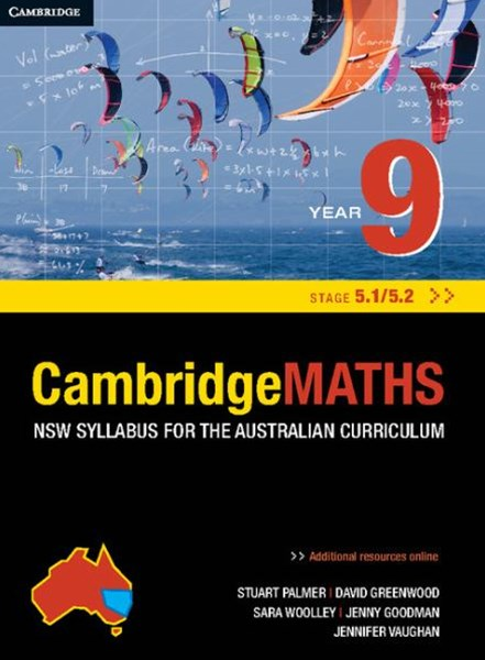 Cambridge Mathematics NSW Syllabus for the Australian Curriculum Year 9 5. 1 And 5. 2