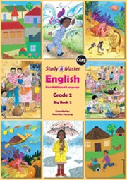 Study & Master English FAL Big Book 2 Grade 2