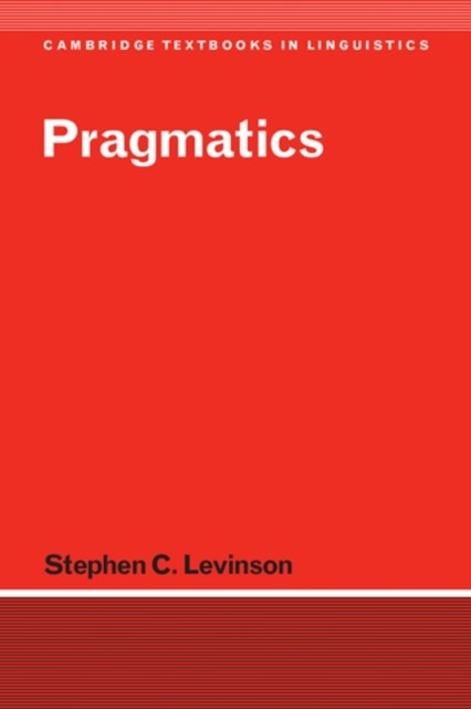 (ebook) Pragmatics
