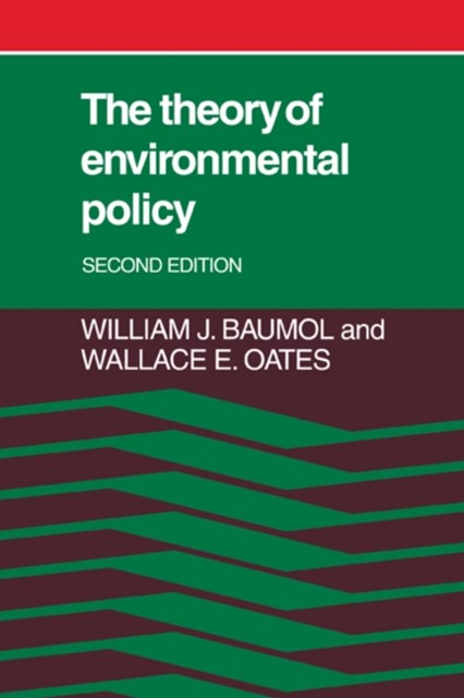Theory of Environmental Policy