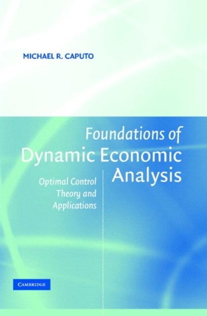 (ebook) Foundations of Dynamic Economic Analysis