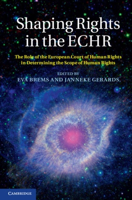 (ebook) Shaping Rights in the ECHR