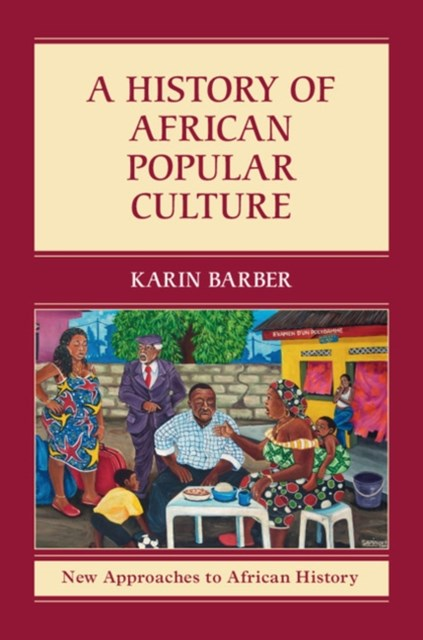 (ebook) History of African Popular Culture