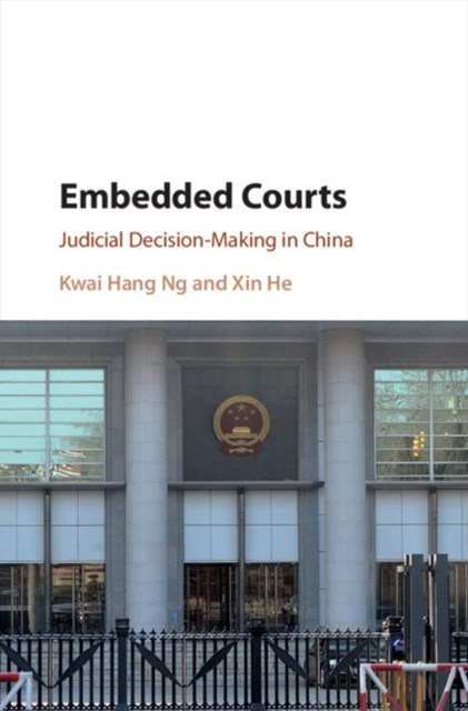 (ebook) Embedded Courts
