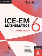 ICE-EM Mathematics 3ed Year 6 Print Bundle (Textbook and Interactive Textbook)
