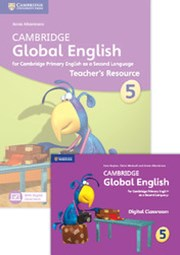 Cambridge Global English Stage 5 Teacher's Resource Book with Digital Classroom (1 Year)