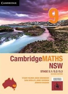 Cambridge Maths Stage 5 NSW Year 9 5.1/5.2/5.3 2ed - Education