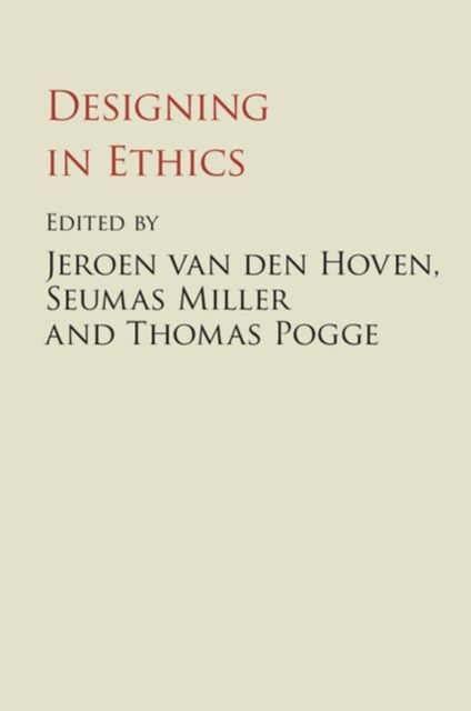 (ebook) Designing in Ethics
