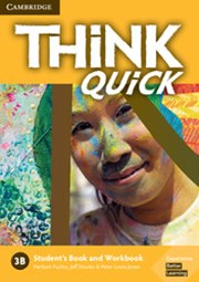 Think 3B Student's Book and Workbook Quick