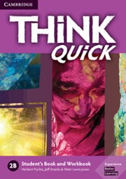 Think 2B Student's Book and Workbook Quick