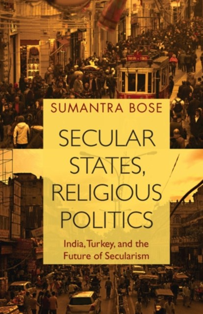 (ebook) Secular States, Religious Politics