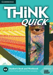 Think 4A Student's Book and Workbook Quick