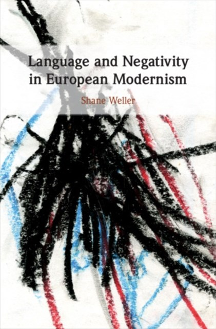 (ebook) Language and Negativity in European Modernism