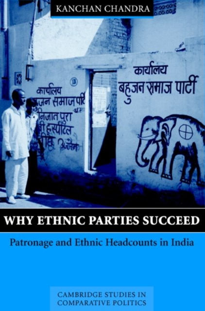 (ebook) Why Ethnic Parties Succeed
