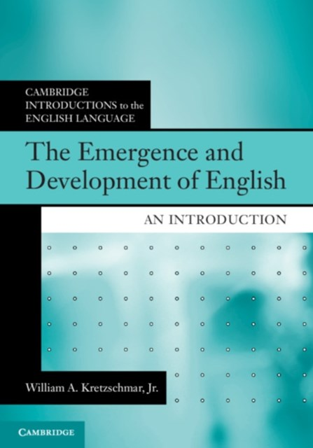 (ebook) Emergence and Development of English