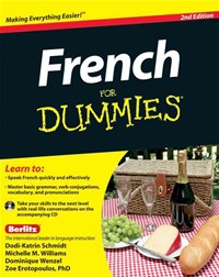 French for Dummies, 2nd Edition with CD