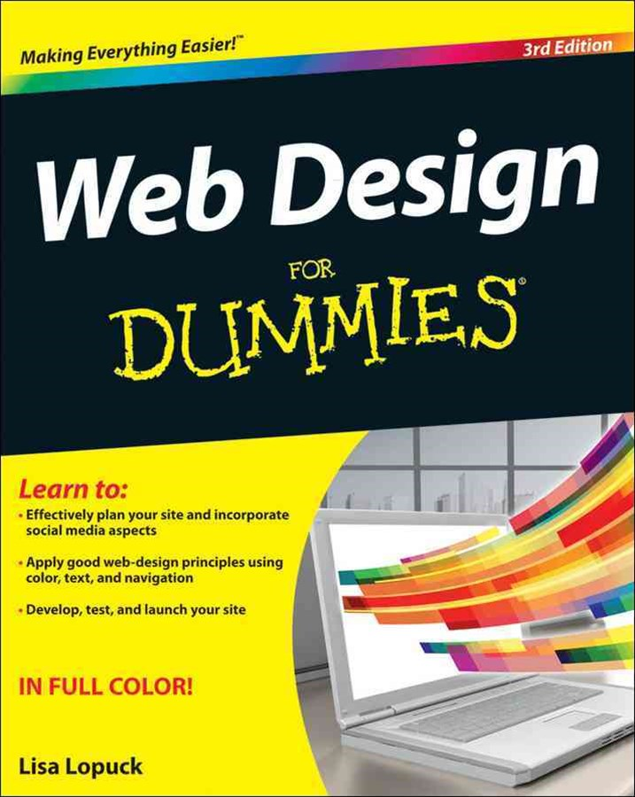Web Design for Dummies, 3rd Edition