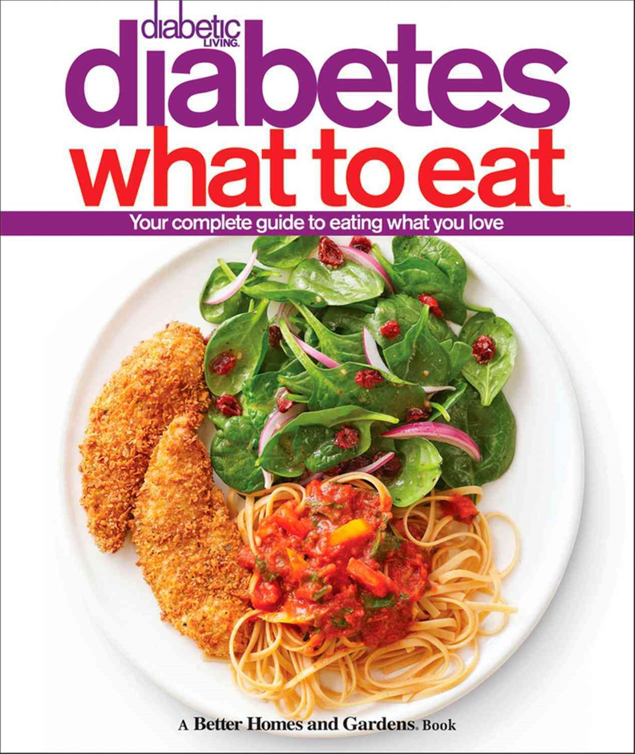 Diabetes What to Eat: Better Homes and Gardens