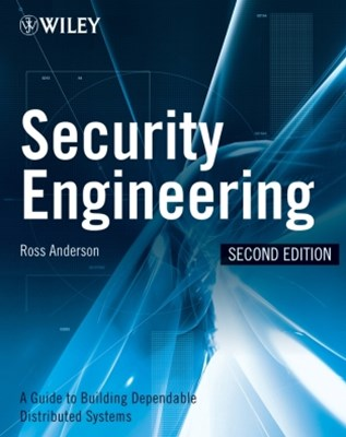 (ebook) Security Engineering