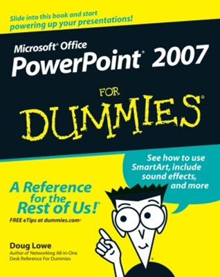 (ebook) PowerPoint 2007 For Dummies