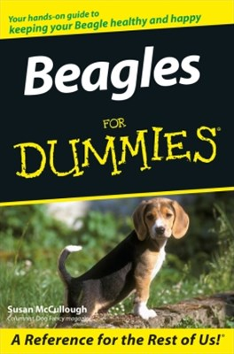 (ebook) Beagles For Dummies