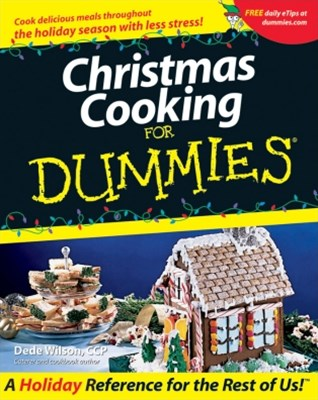 (ebook) Christmas Cooking For Dummies