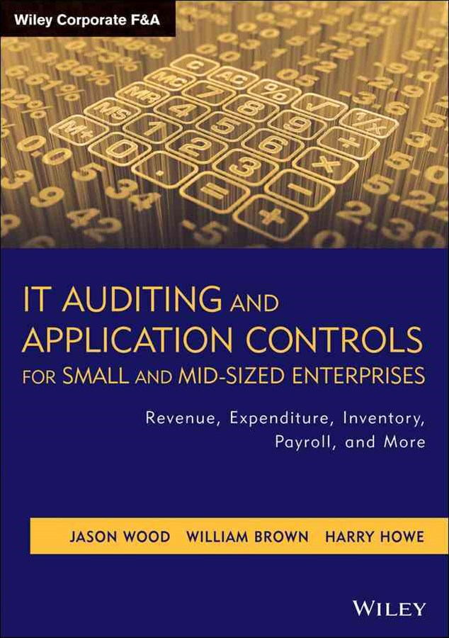 It Auditing and Application Controls for Small Andmid-sized Enterprises