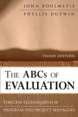 The ABCs of Evaluation