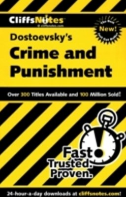 CliffsNotes on Dstoevsky's Crime and Punishment