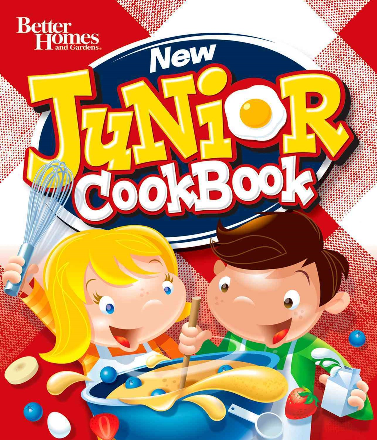 New Junior Cookbook: Better Homes and Gardens