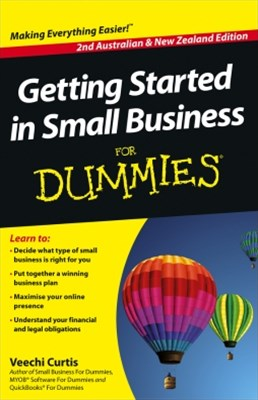 (ebook) Getting Started in Small Business For Dummies