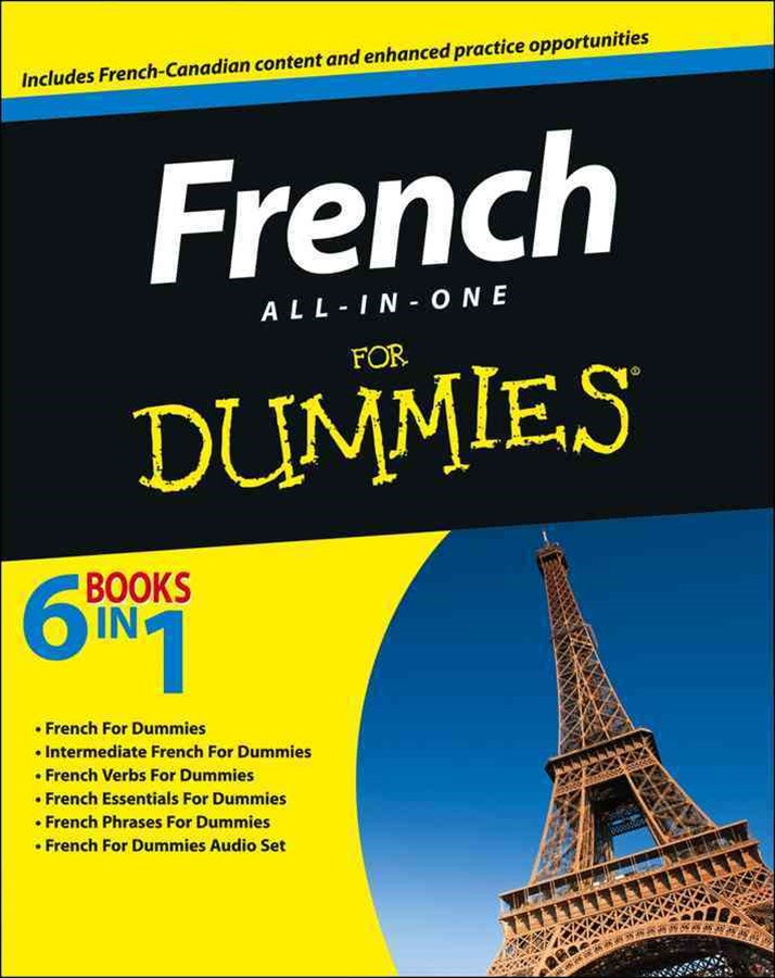 French All-In-One for Dummies with CD