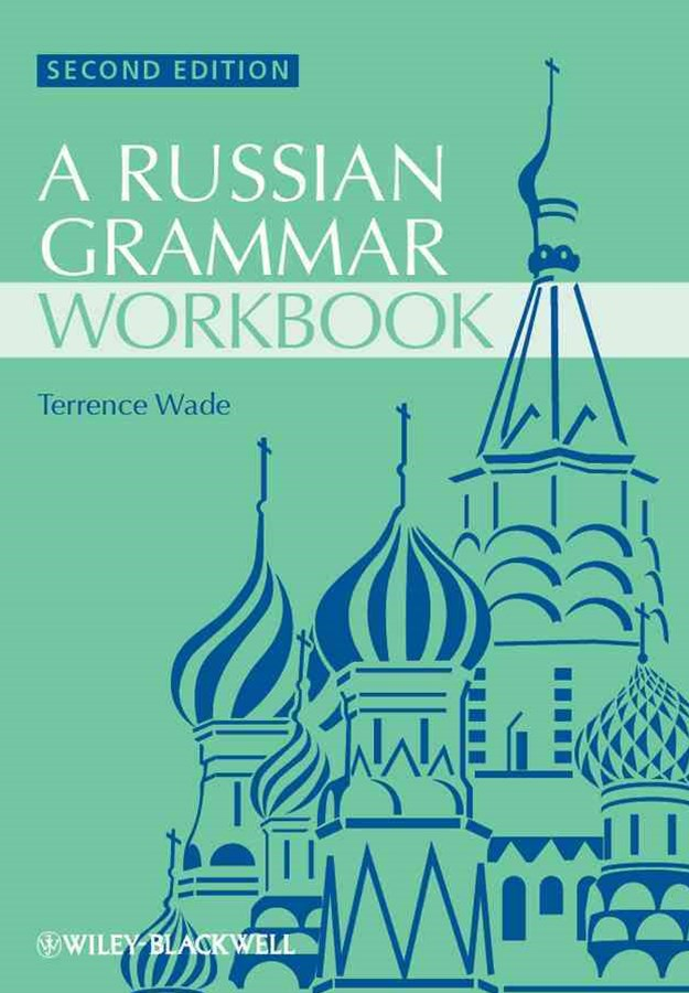 A Russian Grammar Workbook