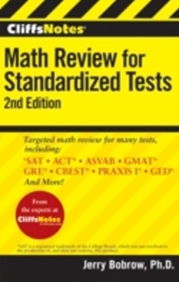 CliffsNotes Math Review for Standardized Tests