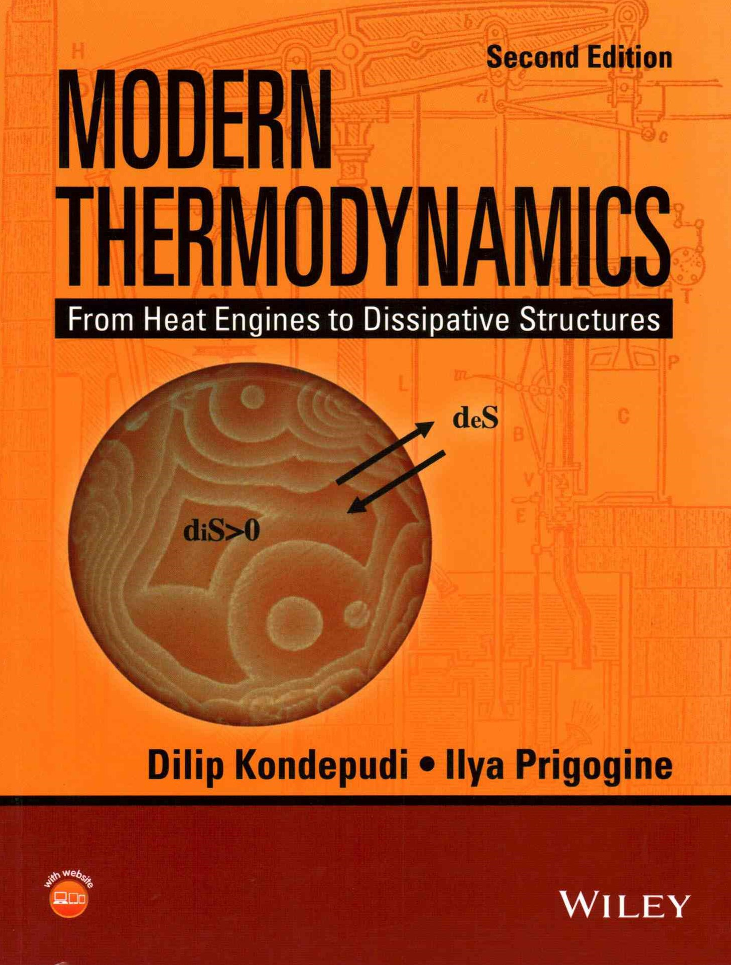 Modern Thermodynamics - From Heat Engines to      Dissipative Structures 2E
