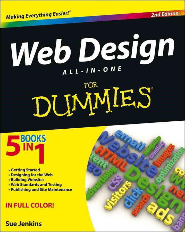 Web Design All-In-One for Dummies®, 2nd Edition