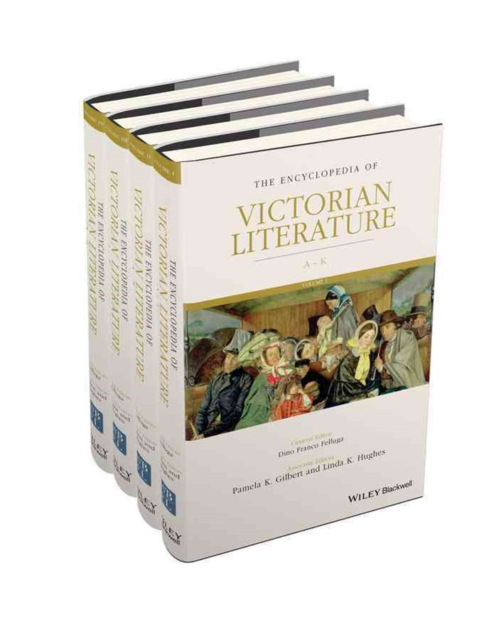 The Encyclopedia of Victorian Literature 4 Volume Set