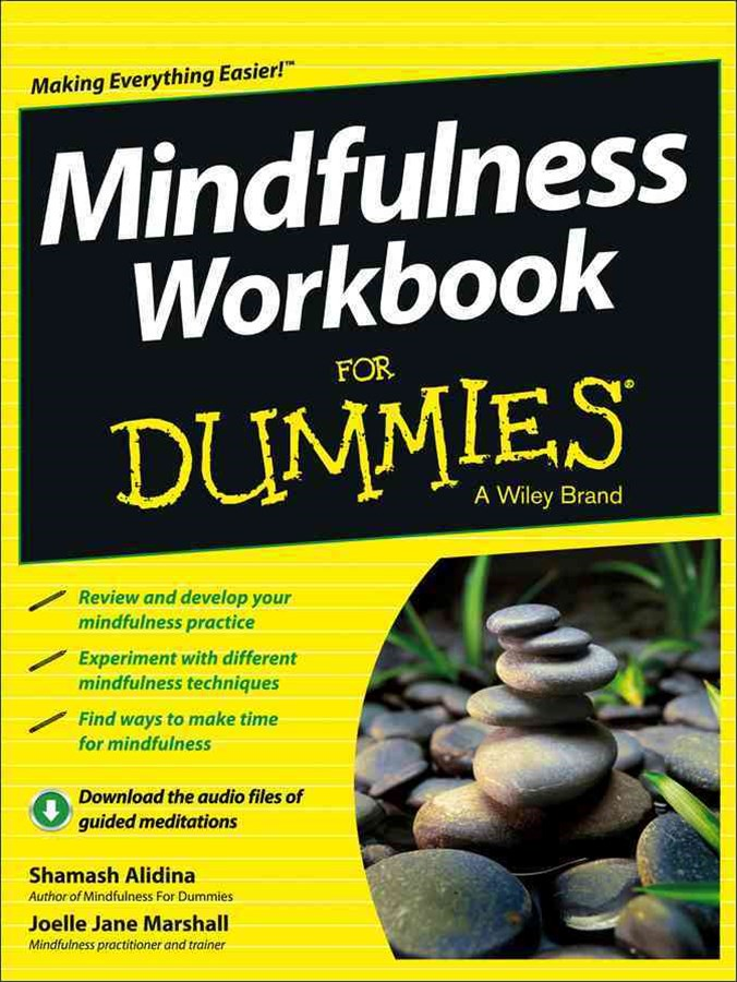 Mindfulness Workbook for Dummies (with Online     Audio)