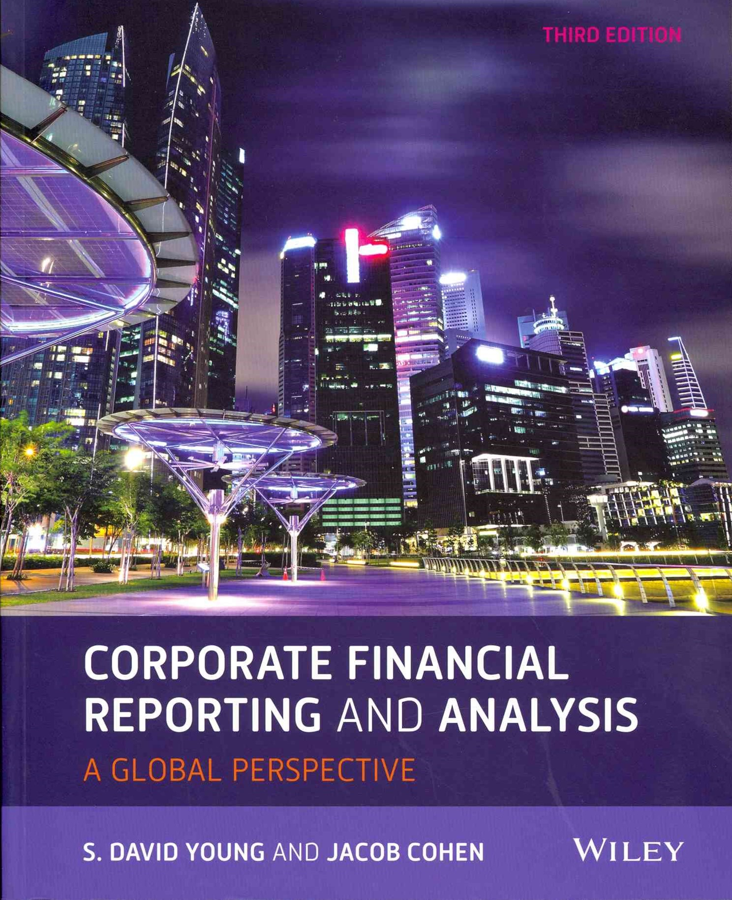 Corporate Financial Reporting and Analysis 1E