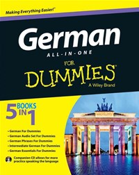 German All-In-One for Dummies with CD