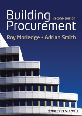 (ebook) Building Procurement