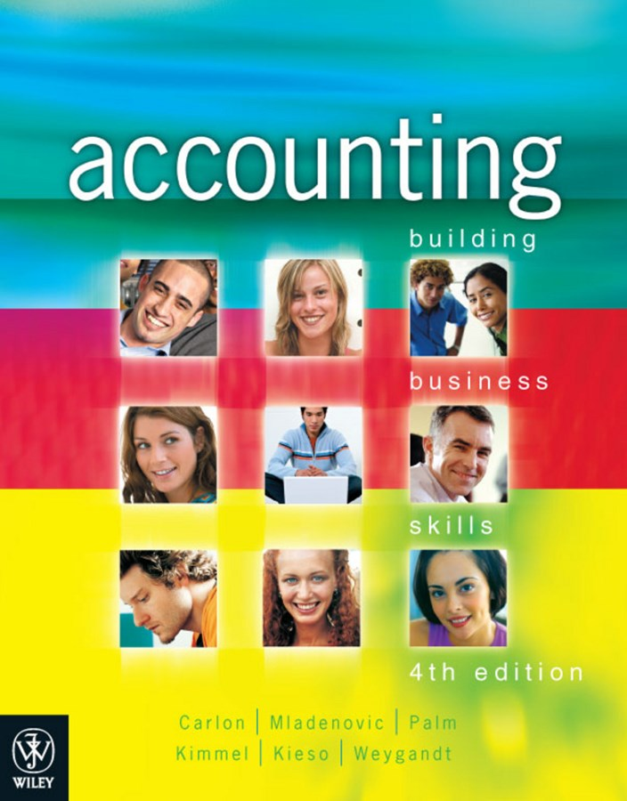 Accounting Building Business Skills 4E + Wileyplus/Istudy Version 1 Registration Card
