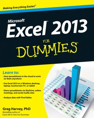 (ebook) Excel 2013 For Dummies