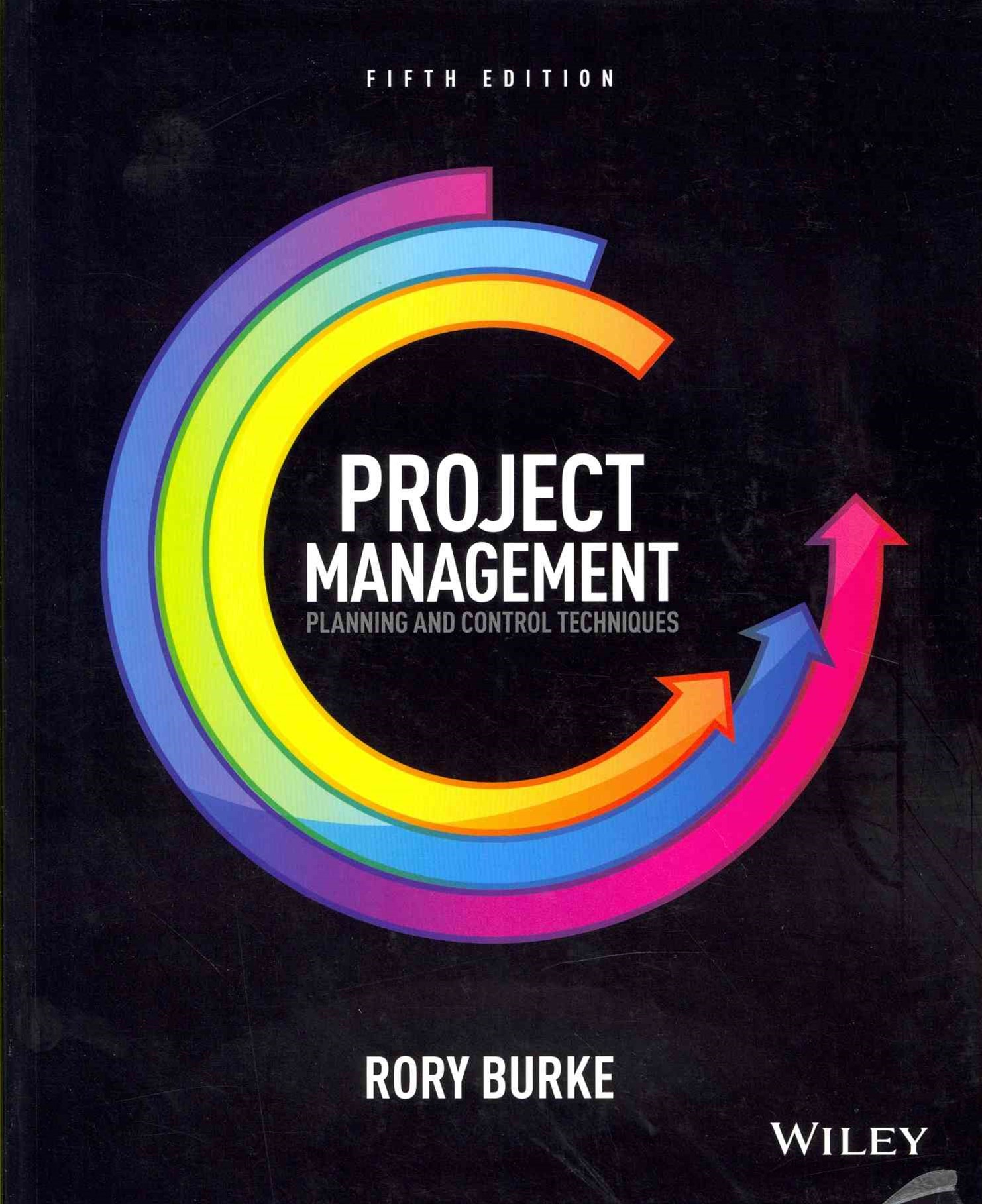 Project Management - Planning & Control Techniques 5E